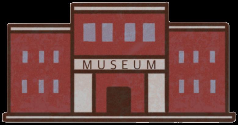 博物館の外観