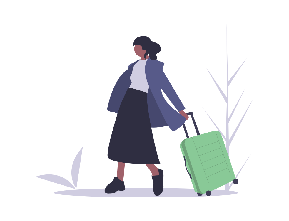 旅行モード